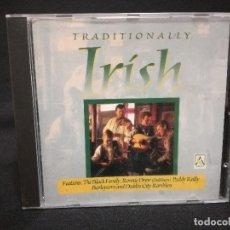 CDs de Música: CD - TRADITIONALLY IRISH . Lote 180241091