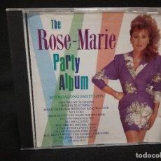 CDs de Música: CD - THE ROSE-MARIE - PARTY ALBUM. Lote 180241501