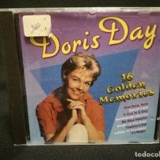 CDs de Música: CD - DORIS DAY - 16 GOLDEN MEMORIES. Lote 180241682