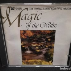 CDs de Música: TRIPLE CD - MAGIC OF THE WALTZ - THE WORLD'S MOST BEAUTIFUL MELODIES (CAJA GRUESA). Lote 180241811