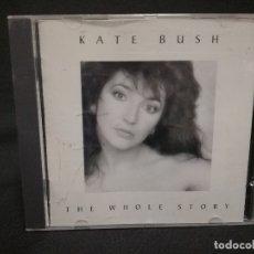CDs de Música: CD - KATE BUSH - THE WHOLE STORY. Lote 180241921