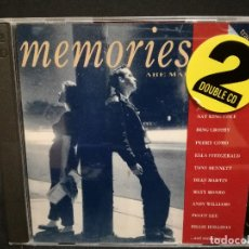 CDs de Música: DOBLE CD - MEMORIES ARE MADE OF THIS. Lote 180242765