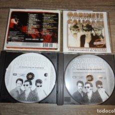CDs de Música: GABINETE CALIGARI - LA CULPA FUE DE GABINETE (CD + DVD). Lote 180246750