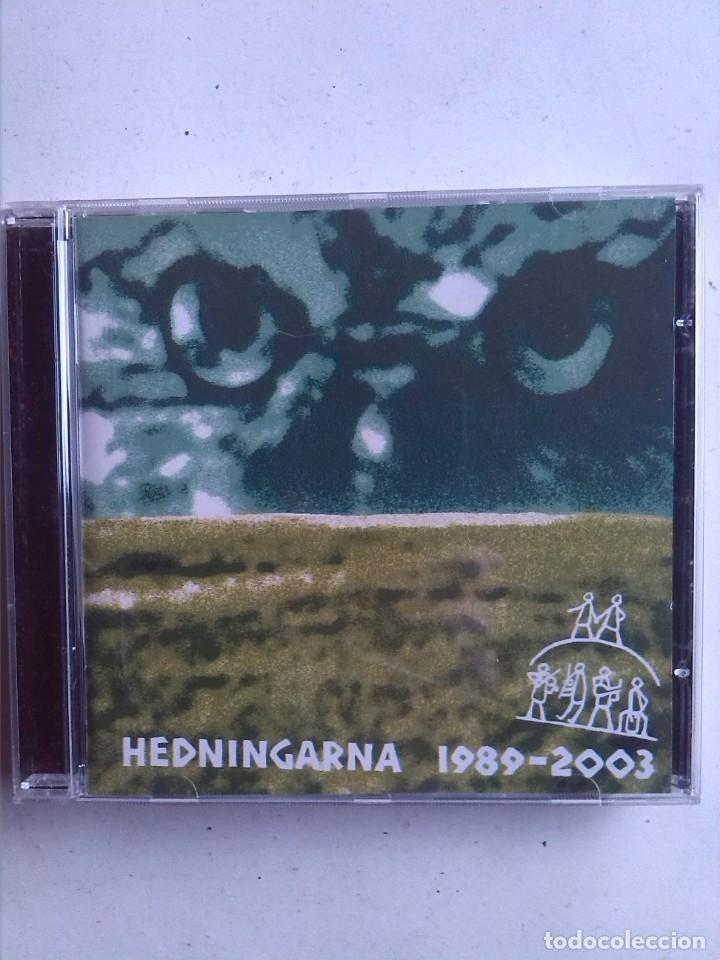 HEDNINGARNA 1989-2003 (Música - CD's Country y Folk)
