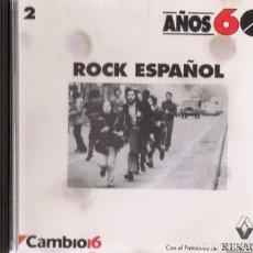CDs de Música: ROCK ESPAÑOL AÑOS 60 . Lote 180255652