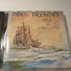 CDs de Música: PIPO PRENDES - VALS DE MAR Y VIDA _AN. Lote 180256363