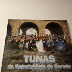 CDs de Música: TUNAS DA UNIVERSIDADE DA CORUÑA _AN. Lote 180256535