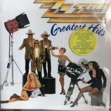 CDs de Música: ZZ TOP - GREATEST HITS (CD, COMP) (WARNER BROS. RECORDS) 7599-26846-2. Lote 180257242