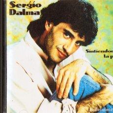CDs de Música: SERGIO DALMA SINTIENDONOS LA PIEL . Lote 180257698