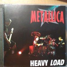 CDs de Música: METALLICA HEAVY LOAD 2XCDS NO OFICIAL. Lote 180259016