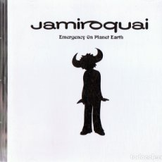 CDs de Música: JAMIROQUAI EMERGENCY ON PLANET EARTH. Lote 180259115