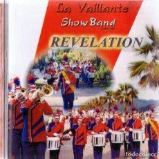 CDs de Música: LA VAILLANTE SHOW BAND REVELATION . Lote 180259341