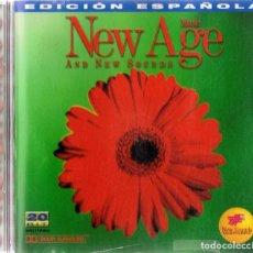 CDs de Música: NEW AGE MUSIC & NEW SOUNDS FLOWER POWER . Lote 180259777