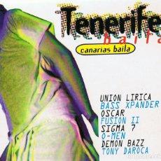 CDs de Música: TENERIFE BAILA CANARIAS BAILA . Lote 180260670