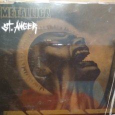 CDs de Música: METALLICA ST ANGER CD 5 TRACKS. Lote 180260907
