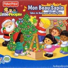 CDs de Música: MON BEAU SAPIN ( PRECINTADO). Lote 180261023