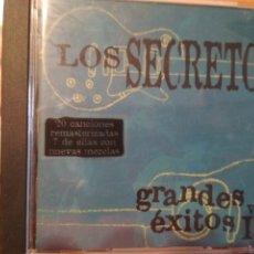 CDs de Música: LOS SECRETOS GRANDES EXITOS VOL II CD. Lote 180261087