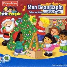CDs de Música: MON BEAU SAPIN ( PRECINTADO). Lote 180261342