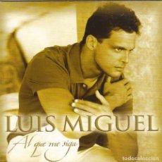 CDs de Música: LUIS MIGUEL - AL QUE ME SIGA CD SINGLE 1 TEMA PROMO SPAIN 2002. Lote 180263702