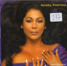 CDs de Música: ISABEL PANTOJA - VENENO CD SINGLE DOBLE PORTADA 1 TEMA PROMO 1998. Lote 180264301