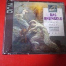 CDs de Música: CLEMENS KRAUSS - WAGNER: DAS RHEINGOLD. Lote 180271020
