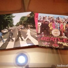 CDs de Música: THE BEATLES SGT. PEPPER'S LONELY HEARTS CLUB BAND & ABBEY ROAD ED REMASTERIZADAS 2009. Lote 180291195