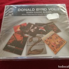 CDs de Música: DONALD BYRD - 4 X CD - VOL. 2 SEVEN CLASSIC ALBUMS - PRECINTADO. Lote 180298367