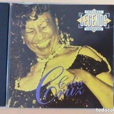 CDs de Música: CELIA CRUZ - ORIGINAL LEGENDS VERSIONS (CD). Lote 180323157