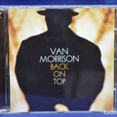 CDs de Música: VAN MORRISON - BACK ON TOP - CD. Lote 180323506