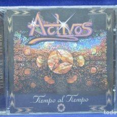 CDs de Música: LOS ACTIVOS - TIEMPO AL TIEMPO - CD. Lote 180323708