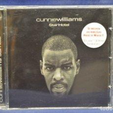 CDs de Música: CUNNIE WILLIAMS - STAR HOTEL - CD. Lote 180324121
