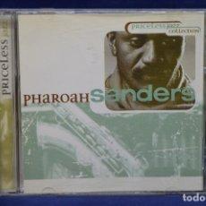 CDs de Música: PHAROAH SANDERS - PRICELESS JAZZ COLLECTION - CD. Lote 180324345