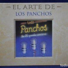 CDs de Música: LOS PANCHOS - TODO PANCHOS ( LAS 24 GRANDES CANCIONES) - CD. Lote 180325868