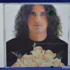 CDs de Música: CARLOS VIVES - DÉJAME ENTRAR - CD. Lote 180325922