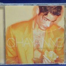 CDs de Música: CHAYANNE - VOLVER A NACER - CD. Lote 180326270