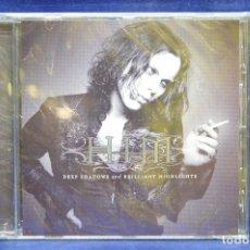 CDs de Música: HIM - DEEP SHADOWS AND BRILLIANT HIGHLIGHTS - CD. Lote 180327193