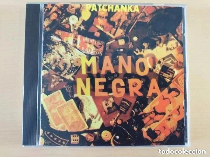 MANO NEGRA - PATCHANKA (CD) (Música - CD's Rock)