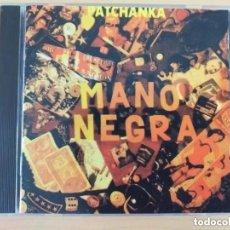 CDs de Música: MANO NEGRA - PATCHANKA (CD). Lote 180327226