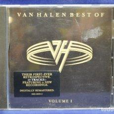 CDs de Música: VAN HALEN - BEST OF VAN HALEN VOL I - CD. Lote 180327916