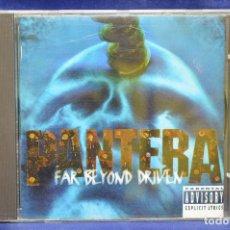 CDs de Música: PANTERA - FAR BEYOND DRIVEN - CD. Lote 180328197