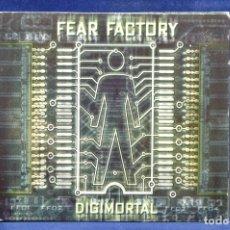 CDs de Música: FEAR FACTORY - DIGIMORTAL - CD. Lote 180328267