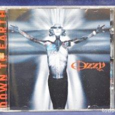 CDs de Música: OZZY OSBOURNE - DOWN TO EARTH - CD. Lote 180328341