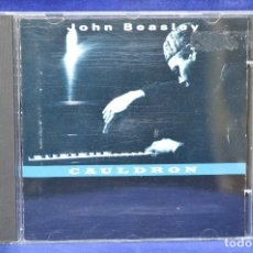CDs de Música: JOHN BEASLEY - CAULDRON - CD. Lote 180328942