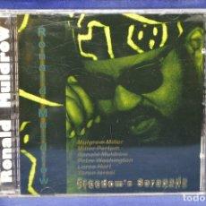 CDs de Música: RONALD MULDROW - FREEDOM´S SERENADE - CD. Lote 180329066