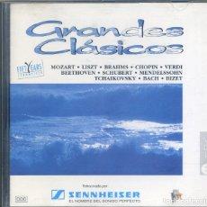 CDs de Música: GRANDES CLASICOS. Lote 180331595
