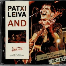 CDs de Música: PATXI LEIVA AND - CD + DVD DE 2013 RF-3163 , PERFECTO ESTADO. Lote 180338740