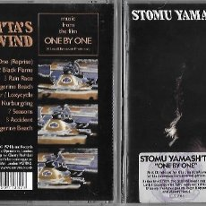 CDs de Música: STOMU YAMASH´TA´S EAST WIND: ONE BY ONE. ALUCINANTE PROGRESIVO JAPONÉS CON TOQUES DE VANGUARDIA. Lote 180339882