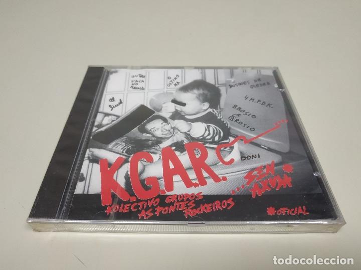 JJ10- K.G.A.R SEN AXUDA... CD NUEVO PRECINTADO LIQUIDACION!! N2 (Música - CD's Otros Estilos)