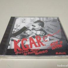 CDs de Música: JJ10- K.G.A.R SEN AXUDA... CD NUEVO PRECINTADO LIQUIDACION!! N2. Lote 180390863