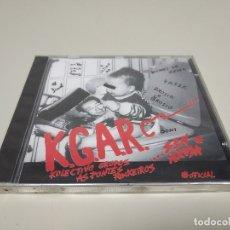 CDs de Música: JJ10- K.G.A.R SEN AXUDA... CD NUEVO PRECINTADO LIQUIDACION!! N1. Lote 180391068
